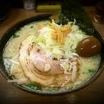 18193045 - ミソラーメン ¥750