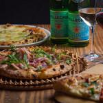 PIZZERIA&串BAR くま食堂 - イタリアンもご注文いただけます!