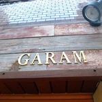 GARAM - 林神龍 GARAM 看板