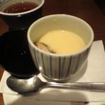河岸番外地 梅田店 - 茶碗蒸しもついてきます
