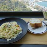 カフェレストラン クローチェ - 1200円のパスタランチ