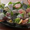 魚と酒 はなたれ - 料理写真:お刺身13点盛り