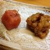 鮨 来多老 - 料理写真:烏賊のあん肝和え