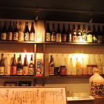 串姫煮太郎 - 各種酒あります