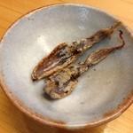 18199756 - ほたる烏賊干物の炙り