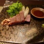 朱藏 - さくら牛のサーロイン