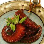 和食 加寿也 - 真蛸のわらか煮