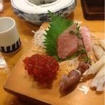 甲寿司 - 筋子追加