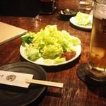 18200330 - キャベツとビール