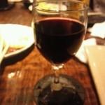 あっさり串焼 ○座 - ワイン