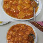 18200906 - 茄汁蝦仁