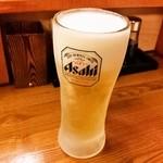 高岡大衆酒場 - キンキンに冷えた生ビール