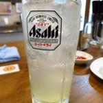 えき缶酒場 - チューハイ280円