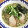 あぐぅ - 料理写真:らーめん600円