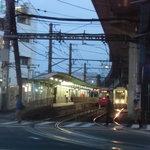 18206143 - 王子駅前の都電