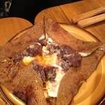 4ヴァンテオ - がレット ヴァンルージュ(牛ほほ肉の煮込み)