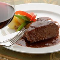 ラ・ダム・ヒロ - 和牛の赤ワイン煮