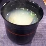 18208371 - しじみの味噌汁