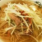 18208704 - ネギチャーシュ麺