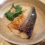 18208877 - 鯖の塩麹焼き