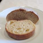 シャンブル・アヴェク・ヴュ - 自家製パン