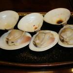 鉄板居酒屋 若丸 - 蛤です。(国内産でした。)