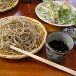 そば処 まるみの湯 - 料理写真: