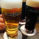 18212417 - 氷点下ビールには黒もございます