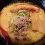 麺屋 吉宗 - ラーメン(イリコ)