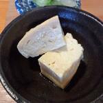 マゴコロ - 定食の出汁巻き