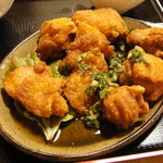 駿香楼 - 料理写真:油淋鶏