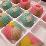 幸福堂 - 上生菓子(各250円)