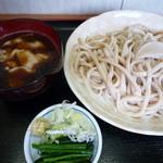 不動 - 柳久保小麦・もり(肉汁)