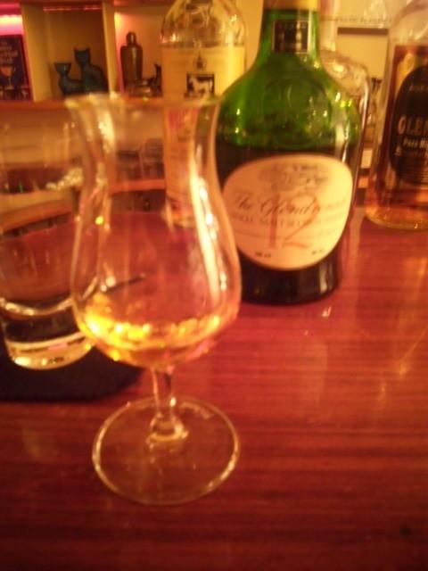 ネムス - 2011.4.  グレンドロナックの古酒