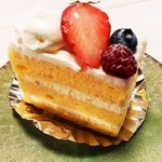 ソレイユ - ショートケーキ