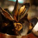 バール エ ターヴォラ カルダ ラ・ジョストラ - 喝!ムール貝の白ワイン蒸し