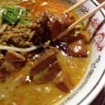 18221955 - 豚バラ担々麺♡950円