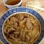 京家 - 肉とじつゆ