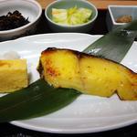 18226160 - 銀だら西京焼御膳(銀だら&小鉢)