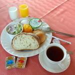 レストランさくら - 洋定食(朝食)500円