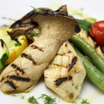ブルーグロッソ - エリンギと野菜のグリル