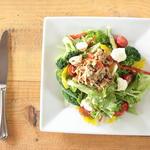 ブルーグロッソ - 豚冷しゃぶと山芋のサラダ