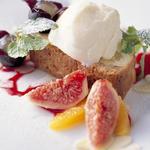 ブルーグロッソ - 【デザート】ブルーグロッソ定番のチーズケーキ