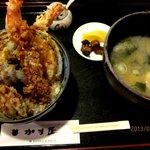 かま屋 - 天丼!(2013,04/02)