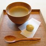 茶洒 金田中 - コーヒー