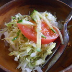 アチック - サラダ