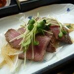 1823797 - ☆牛肉のたたき風(^o^)丿☆