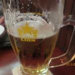18230395 - 生ビール