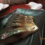 18230398 - 鯖のスモーク