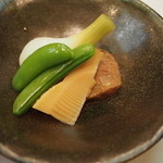 ばいかも - コース料理(牛タン)